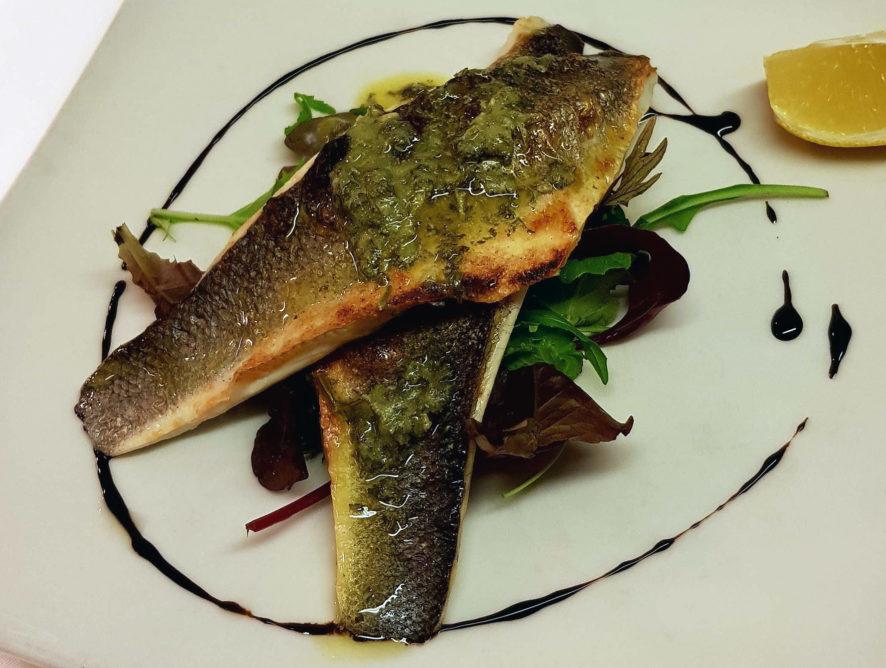 Fresh Sea Bass (GF)